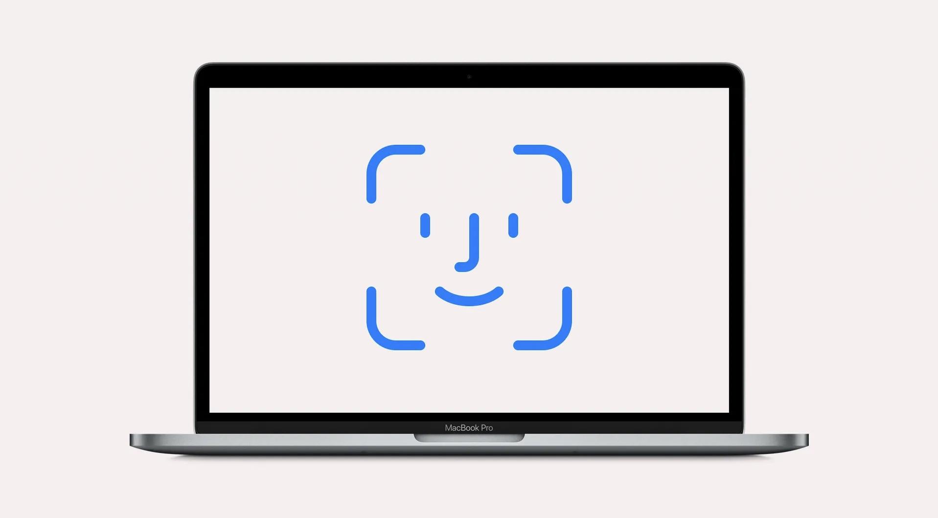 macOS Big Sur beta Apple Face ID Mac TrueDepth