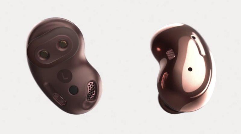 słuchawki bezprzewodowe Samsung Galaxy Buds Live rendery cena kiedy premiera plotki przecieki wycieki