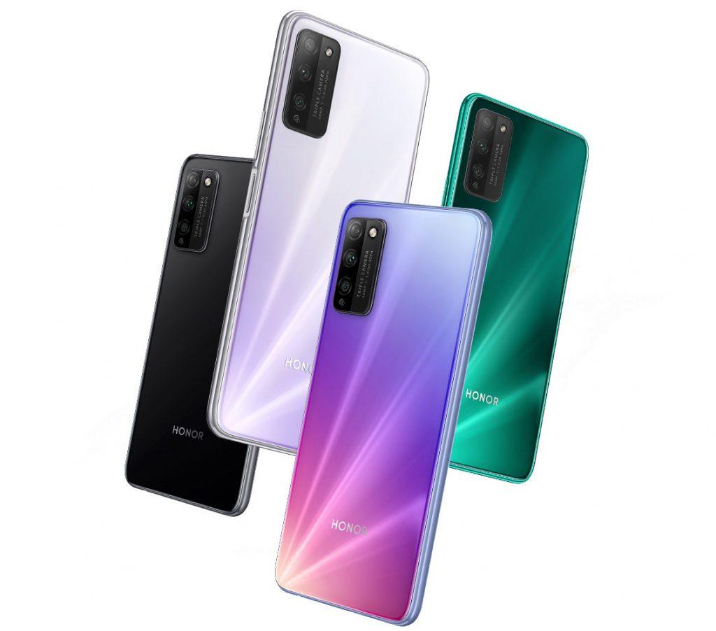 premiera Honor 30 Lite 5G cena opinie specyfikacja dane techniczne gdzie kupić najtaniej