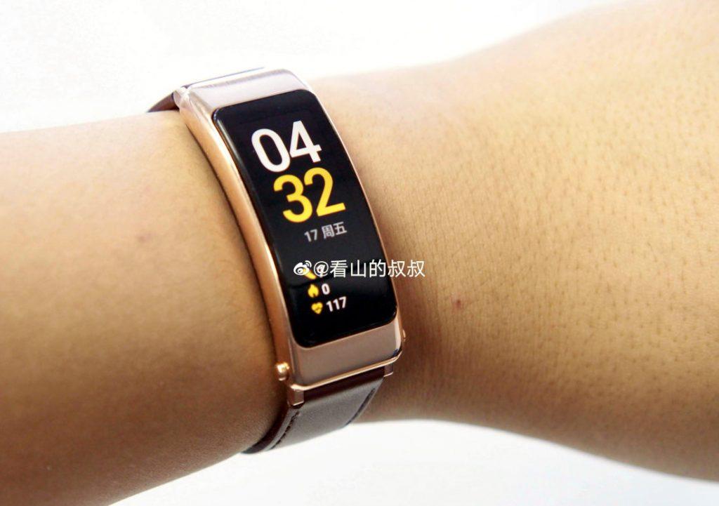 Huawei TalkBand B6 opaska Mi Smart Band 5 alternatywa co kupić innego w zamian specyfikacja dane techniczne