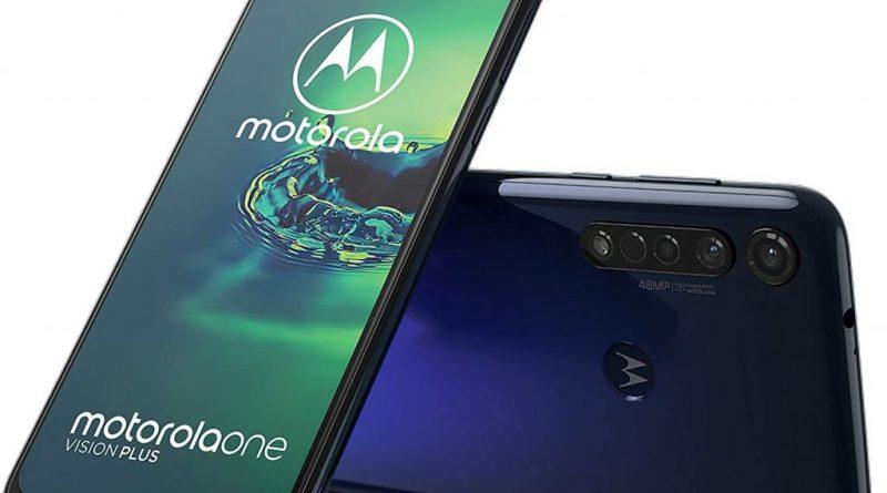 premiera Motorola One Vision Plus cena specyfikacja dane techniczne opinie