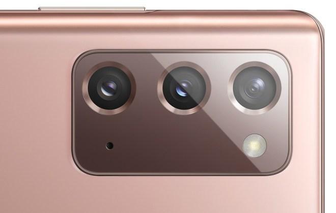 Samsung Galaxy Note 20 specyfikacja dane techniczne rendery plotki przecieki wycieki