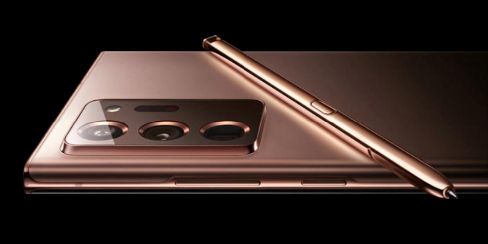 Samsung Galaxy Note 20 aparat nowe funkcje plotki przecieki wycieki kiedy premiera
