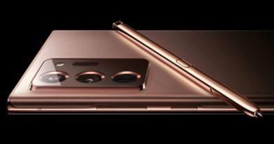 Samsung Galaxy Note 20 także z Exynosami