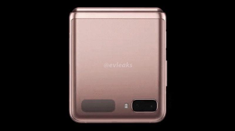 składany smartfon Samsung Galaxy Z Flip 5G kiedy premiera p;otki przecieki wycieki specyfikacja rendery dane techniczne