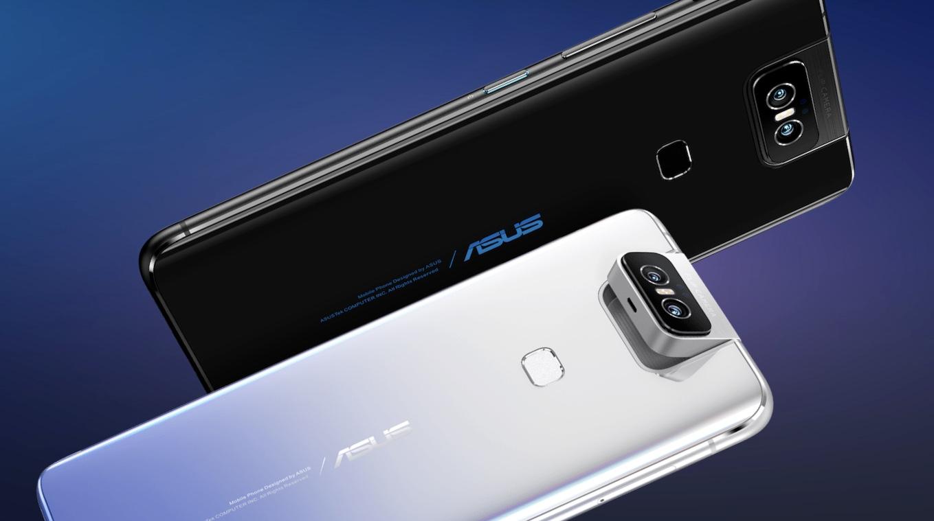 Asus ZenFone 7 Pro obracany aparat plotki przecieki wycieki