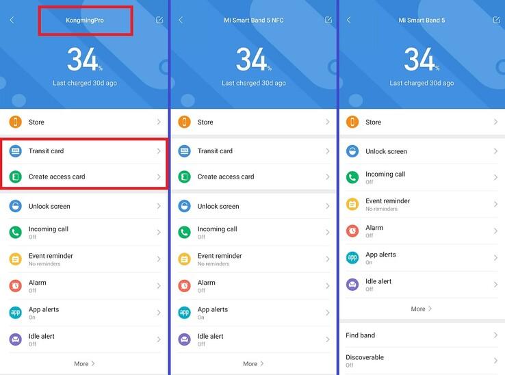 Mi Fit opaska Xiaomi Mi Band 5 Pro plotki przecieki wycieki specyfikacja techniczna