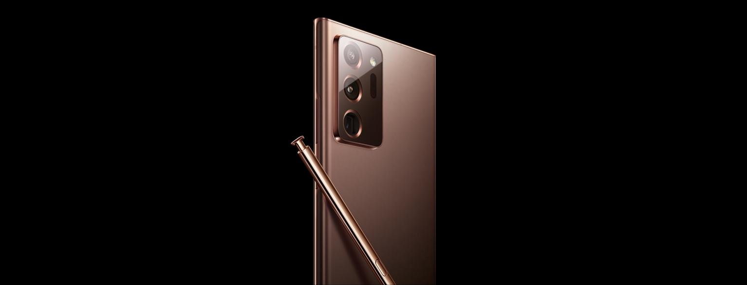 Samsung Galaxy Note 20 Ultra rendery plotki przecieki wycieki specyfikacja dane techniczne