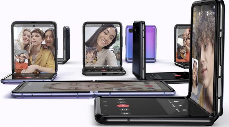 składany smartfon Samsung Galaxy Z Flip 5G cena kiedy premiera plotki przecieki wycieki specyfikacja dane techniczne