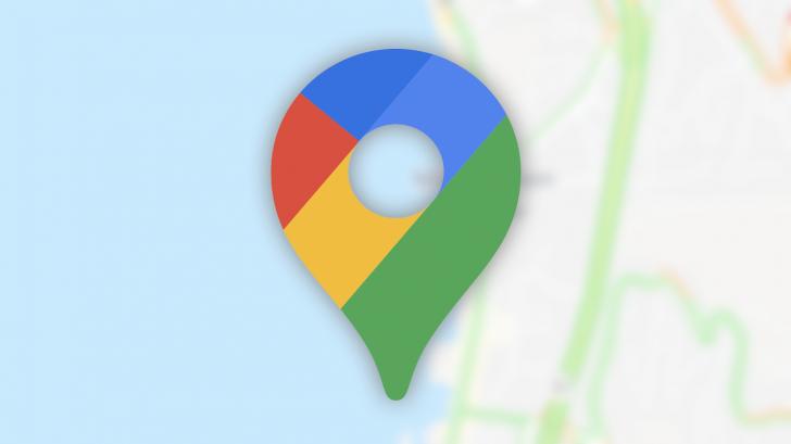 Mapy Google Maps ikonka logo