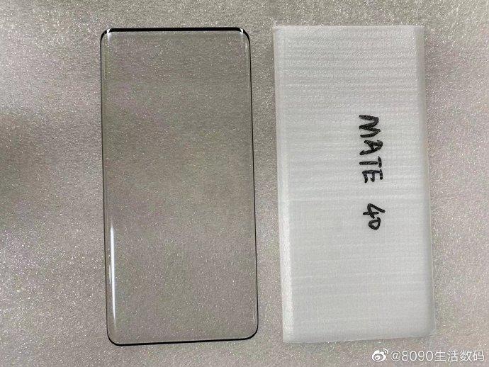 Huawei Mate 40 Pro ekran plotki przecieki wycieki kiedy premiera