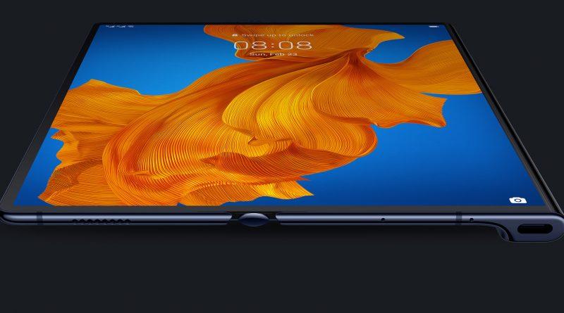 składany smartfon Huawei Mate X2 plotki przecieki wycieki jaki ekran kiedy premiera