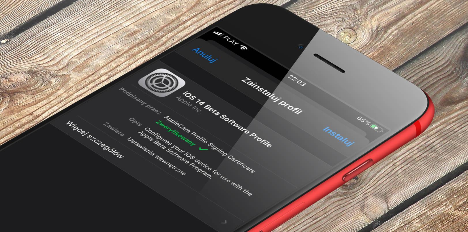 iOS 14 beta 2 kiedy aktualizacja dla Apple iPhone Public Beta
