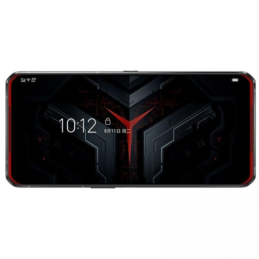 Smartfon do gier Lenovo Legion Pro cena kiedy premiera rendery specyfikacja dane techniczne aparat