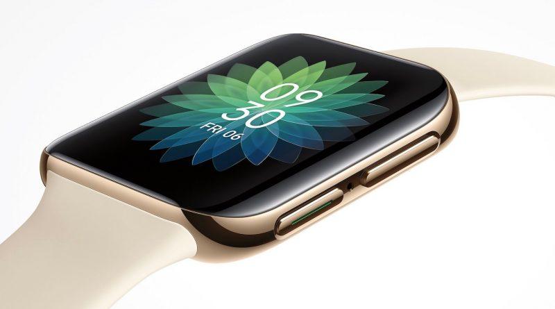 smartwatch Oppo Watch cena z Wear OS Google Pay specyfikacja dane techniczne opinie kiedy w Polsce