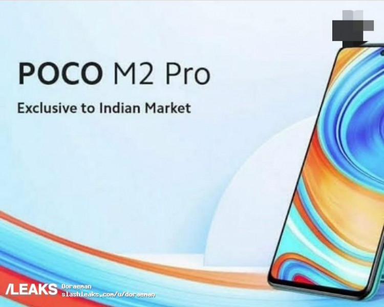 POCO M2 Pro specyfikacja cena dane techniczne kiedy premiera Redmi Note 9