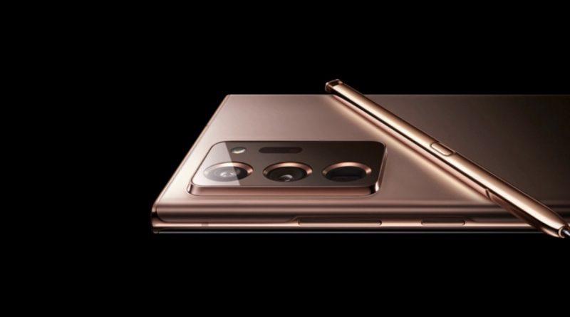 Samsung Galaxy Note 20 Ultra cena rendery plotki przecieki wycieki specyfikacja dane techniczne