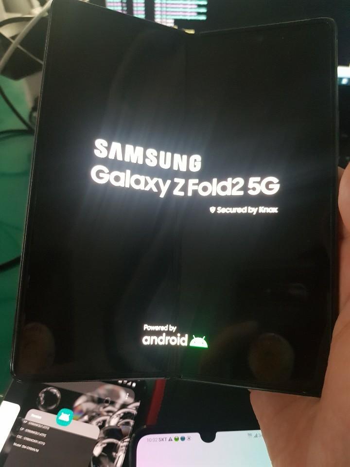 składany smartfon Samsung Galaxy Z Fold 2 5G cena specyfikacja dane techniczne wygląd plotki przecieki wycieki