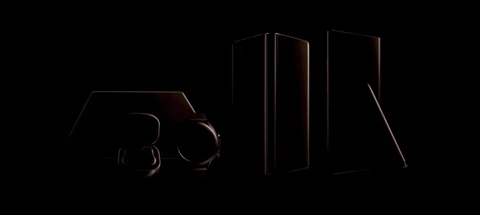trailer Samsung Galaxy Note 20 Ultra Galaxy Z Fold 2 Unpacked kiedy premiera plotki przecieki wycieki