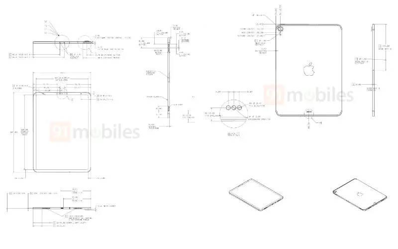 nowy tablet Apple iPad 2020 iPad Pro kiedy premiera schematy specyfikacja dane techniczne