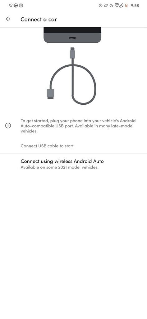 Google Play Services Android Auto nowe ustawienia