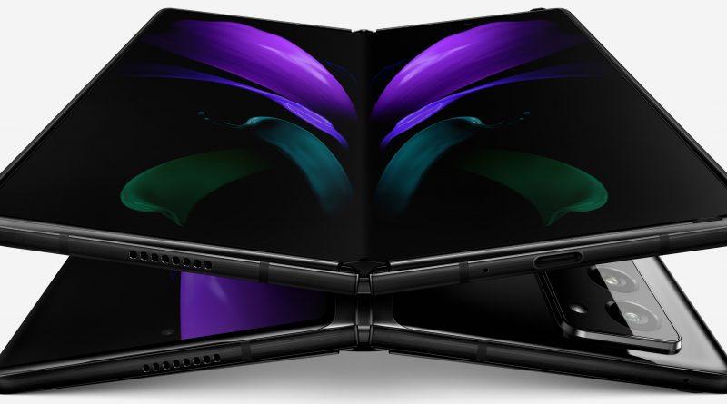 składany smartfon premiera Samsung Galaxy Z Fold 2 cena specyfikacja rendery dane techniczne