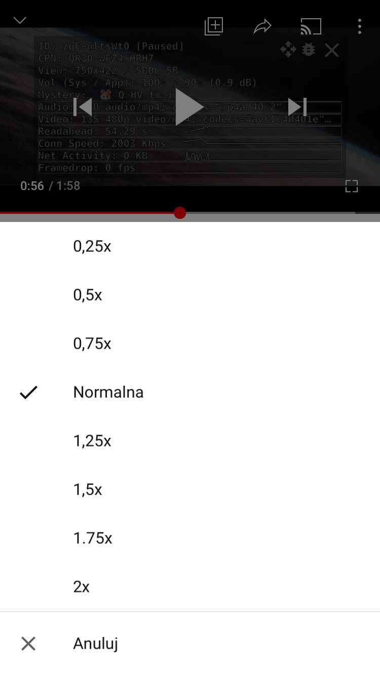 Aplikacja YouTube triki ukryte funkcje wskazówki poradyv