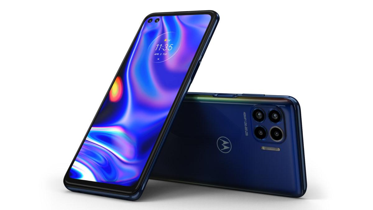 premiera Motorola Moto One 5G cena opinie gdzie kupić najtaniej w Polsce specyfkacja dane techniczne