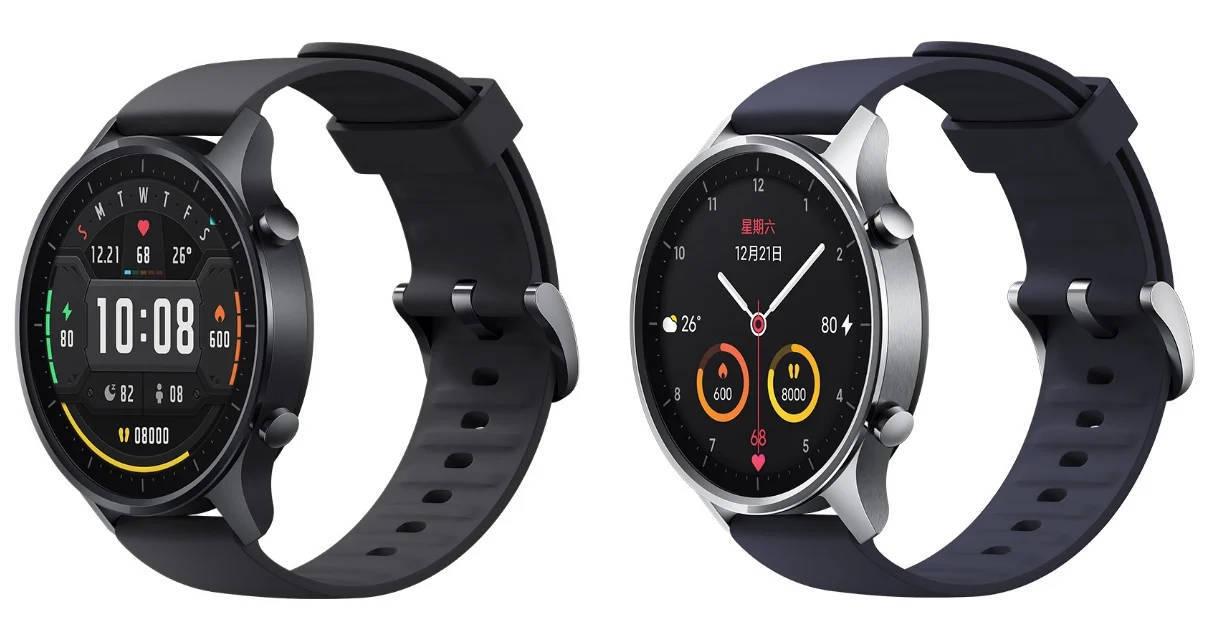 smartwatch Xiaomi Mi Watch Revolve cena Mi Band 5 kiedy premiera specyfikacja dane techniczne