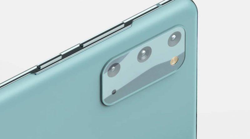 Samsung Galaxy S20 FE 5G cena rendery specyfikacja dane techniczne plotki przecieki wycieki kiedy premiera