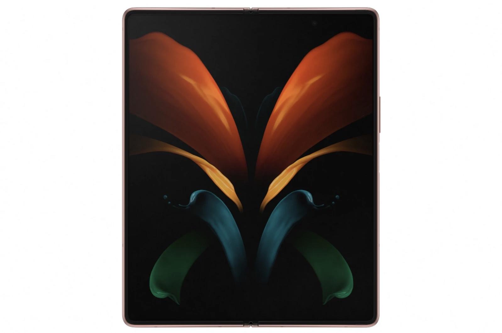 składany smartfon premiera kiedy przedsprzedaż Samsung Galaxy Z Fold 2 cena specyfikacja rendery dane techniczne
