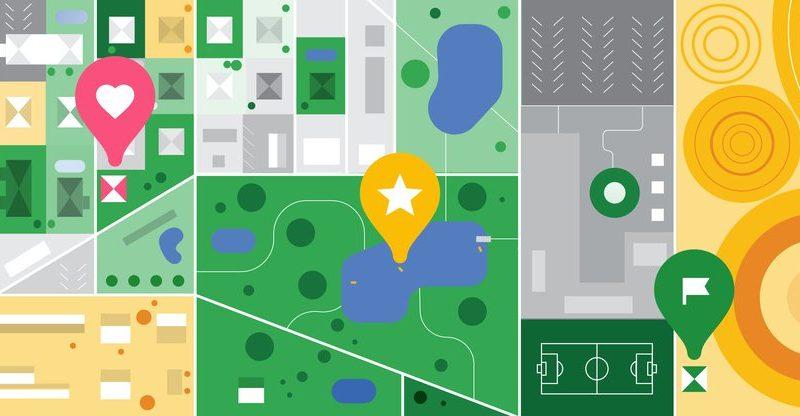 Mapy Google Maps nowa zakładka zachowane