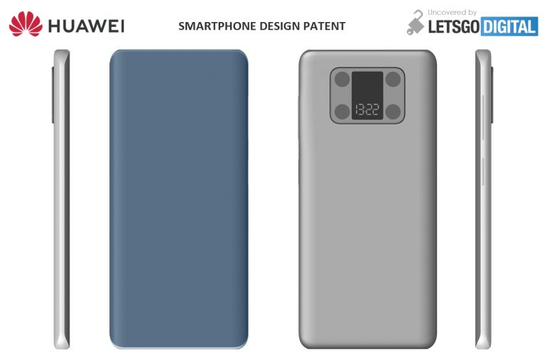 Design Huawei P50 Pro kiedy premiera plotki przecieki wycieki ekran