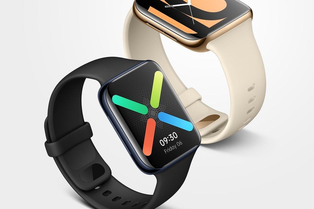 promocja na Oppo Watch cena smartwatch z Wear OS opinie gdzie kupić najtaniej specyfikacja dane techniczne przedsprzedaż w Polsce