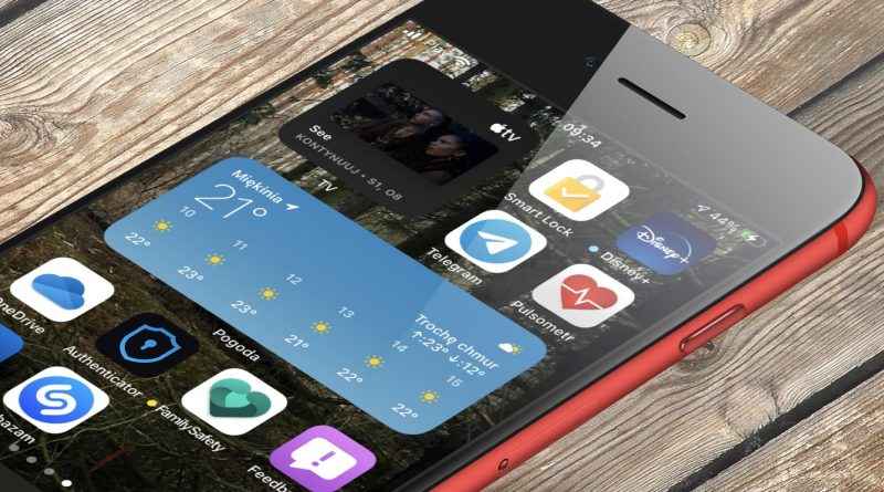 iOS 14 beta 7 aktualizacja Apple iPhone co nowego nowości