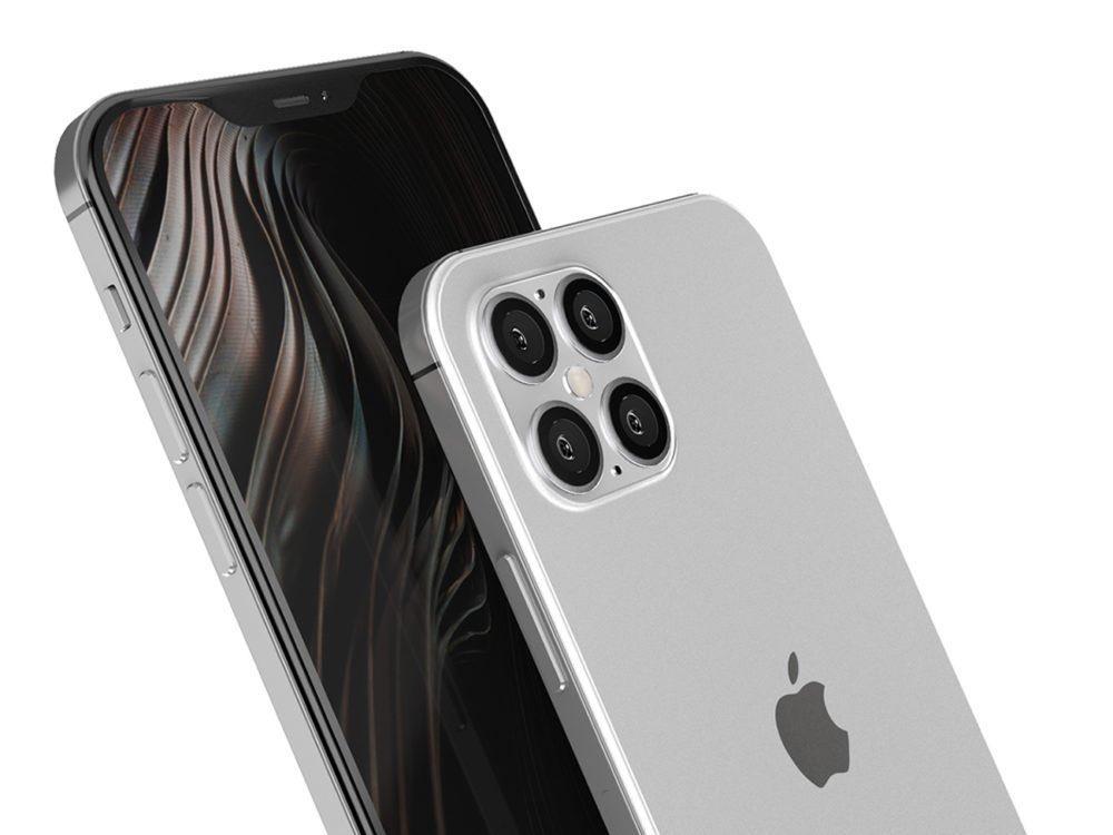 Apple iPhone 12 Pro Max kiedy premiera nowa konstrukcja plotki przecieki wycieki 5G mmWave