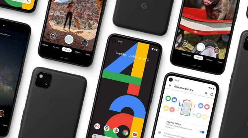 Google Pixel 4a 5G cena Pixel 5 kiedy premiera