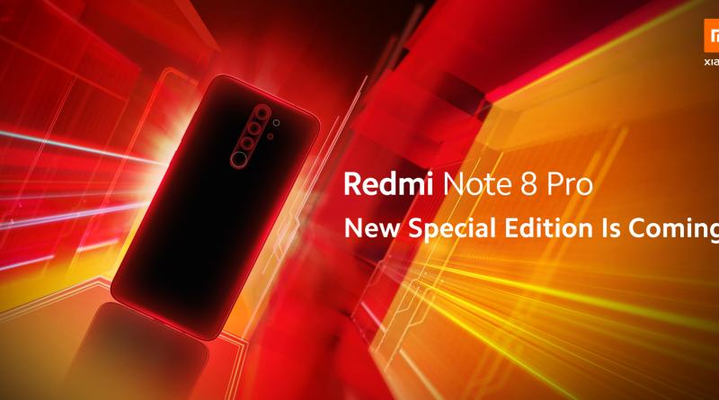 Xiaomi Redmi Note 8 Pro special edition opinie cena soecyfikacja dane techniczne