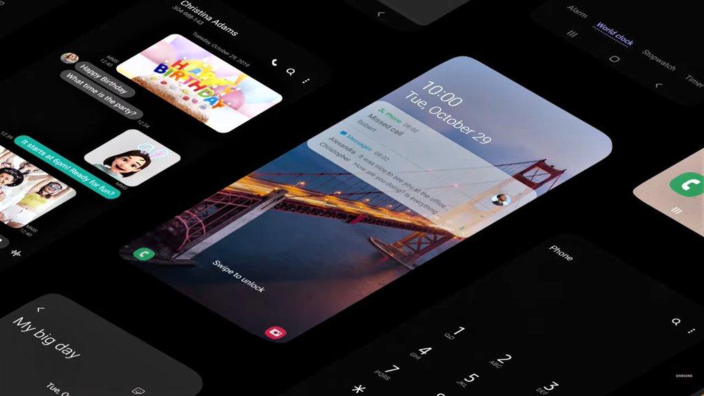 październikowa aktualizacja One UI 2.5 dla Samsung Galaxy S9 Note 9 Note 10 Galaxy S10 Plus Note 10 Lite 10e Galaxy S20