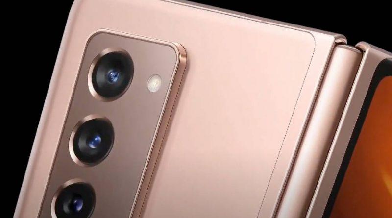 składany smartfon Samsung Galaxy Z Fold 2 5G cena kiedy premiera przedsprzedaż reklama wideo specyfkacja dane techniczne