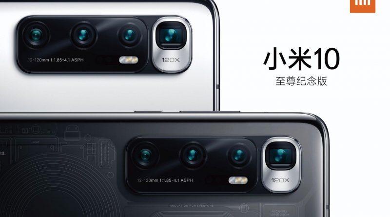 flagowiec Xiaomi Mi 10 Ultra cena specyfikacja dane techniczne kiedy premiera plotki przecieki wycieki