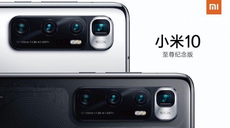 kiedy premiera Xiaomi Mi 10 Ultra cena specyfikacja dane techniczne kolory przecieki plotki wycieki