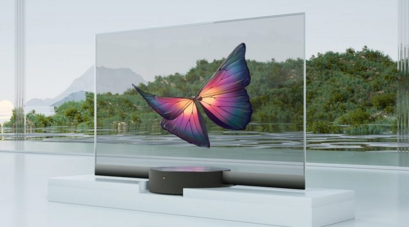 przezroczysty telewizor Xiaomi Mi TV Lux jak działa cena opinie gdzie kupić najtaniej w Polsce