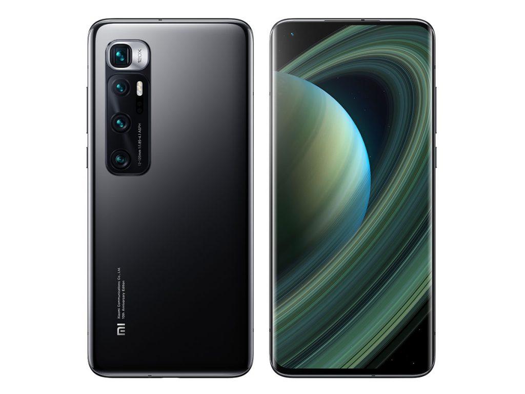 Xiaomi Mi 10 Ultra najlepszy aparat DxOMark Mobile specyfikacja dane techniczne