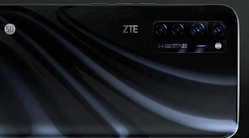 smartfon z kamerą pod ekranem ZTE Axon 20 5G cena kiedy premiera plotki przecieki specyfikacja dane techniczne