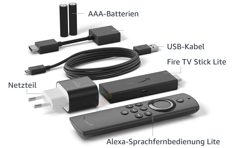 kiedy premiera Amazon Fire TV Stick Lite cena Alexa