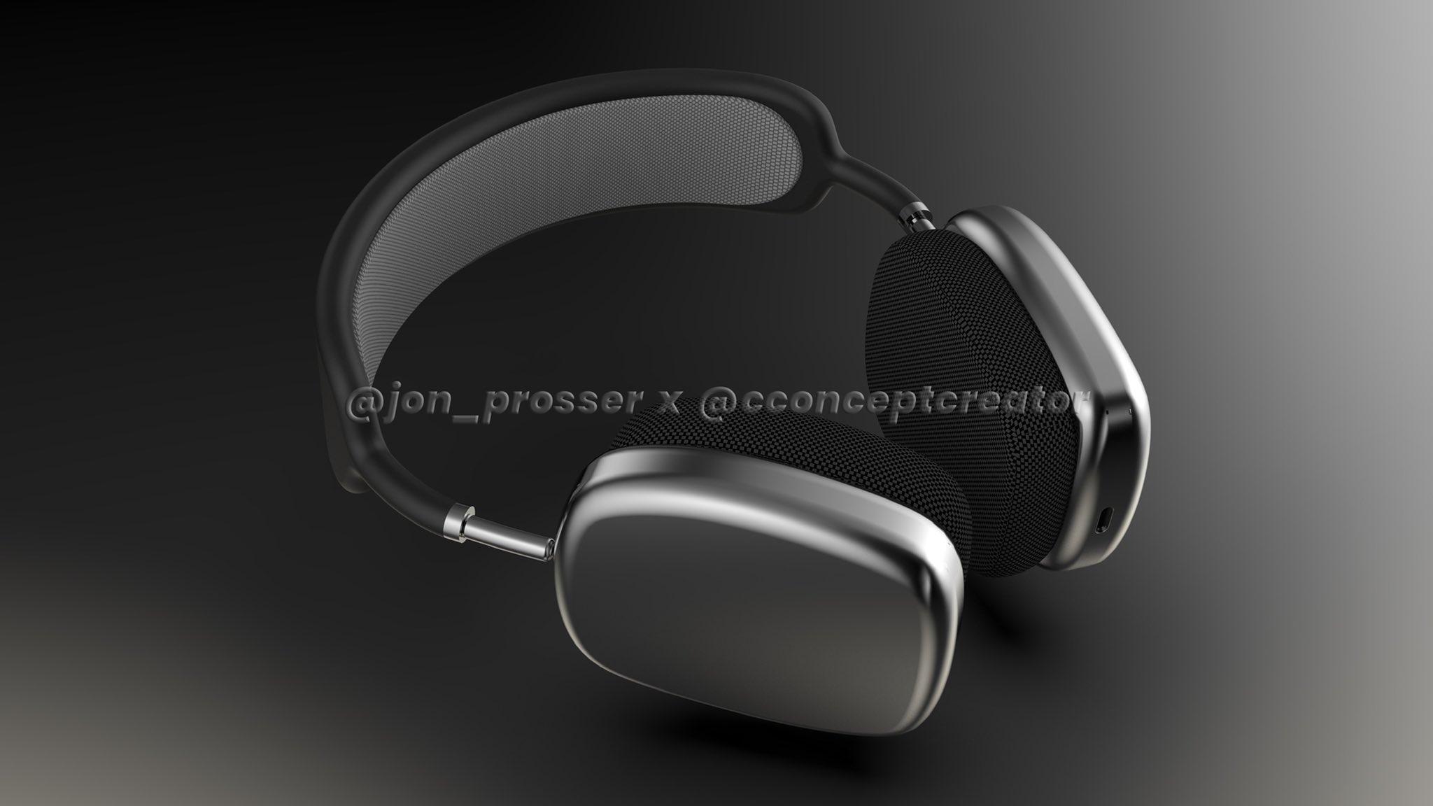 słuchawki Apple AirPods Studio cena kiedy premiera wygląd jak wyglądają plotki przecieki wycieki