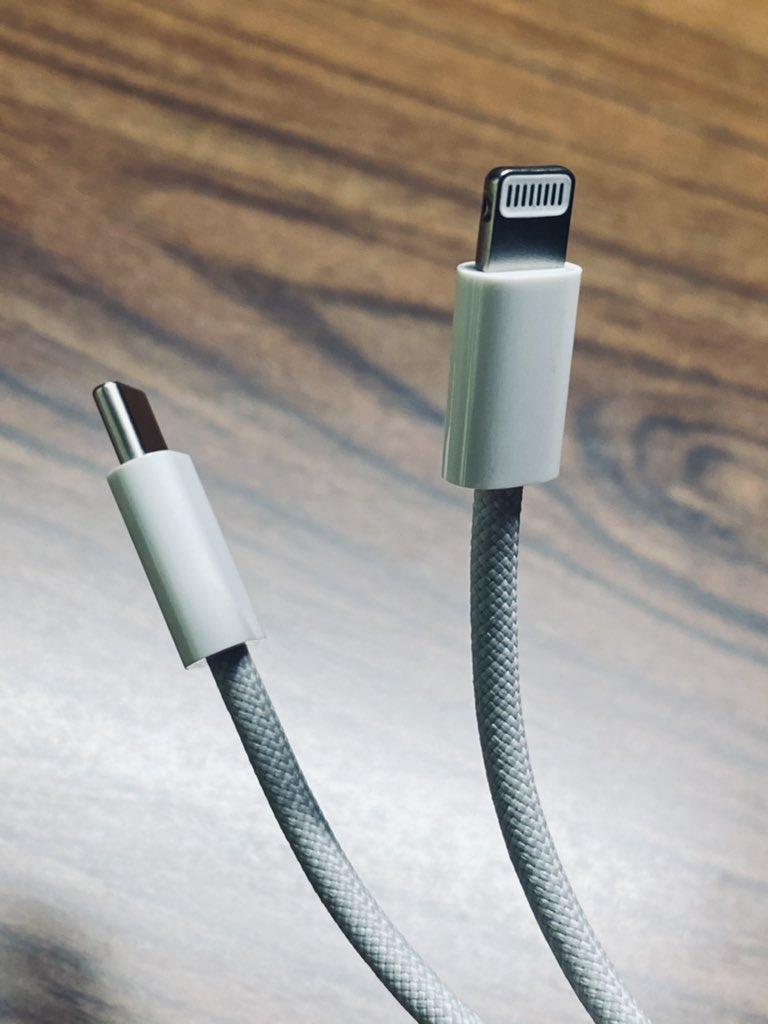 iPhone 12 Apple opakowanie kabel USB C Lightning zawartość pudełek