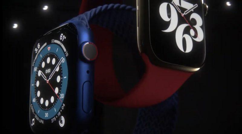 premiera Apple Watch 6 cena series 6 ceny smartwatche watch)S 7 co nowebo nowe funkcje opinie