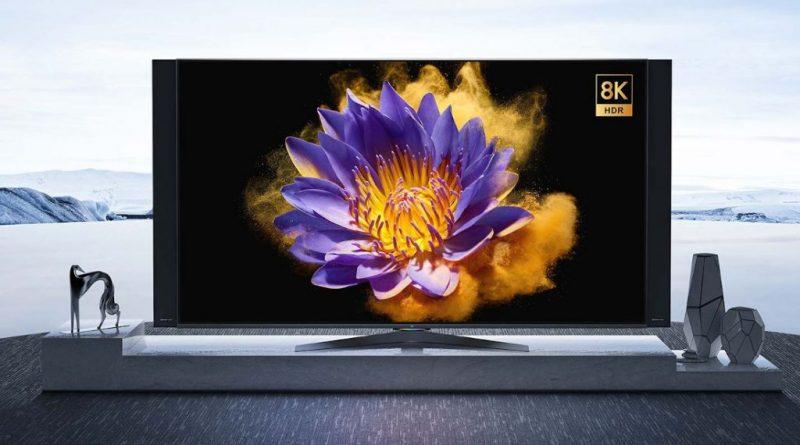 premiera telewizory Xiaomi Mi TV Lux Ultra 8K cena opinie Android TV